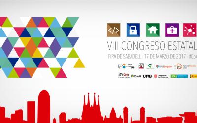 El VIII Congreso RITSI se celebrará el próximo 17 de marzo
