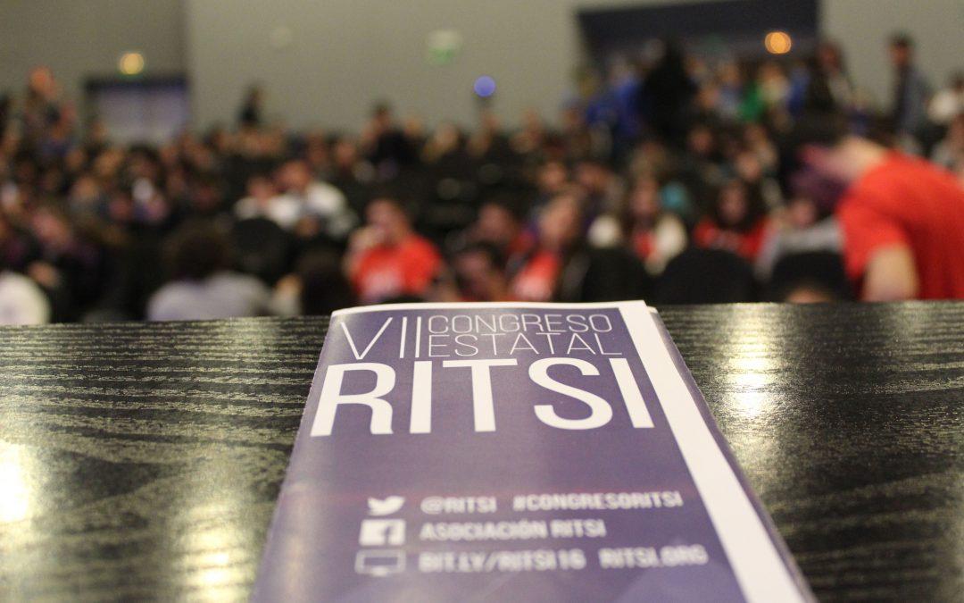 VIII Congreso RITSI | Programación