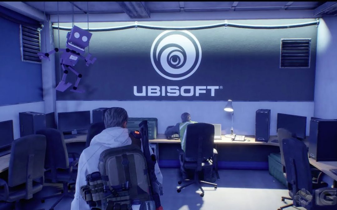 VIII Congreso RITSI | Ubisoft